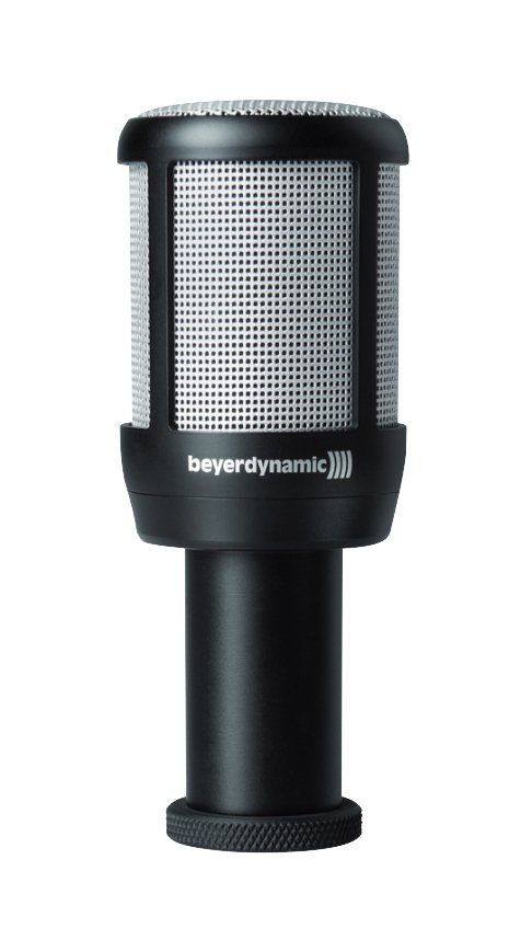 Dynamic Cardioid Microphone for Drums, Percussion and Instruments