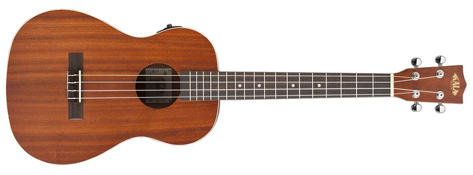 Mahogany Series Baritone Ukulele with Onboard EQ and Tuner