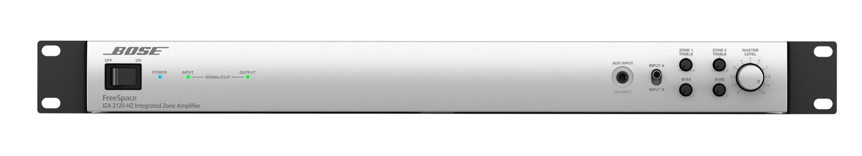 2x120W Freespace Mixer Amplifier