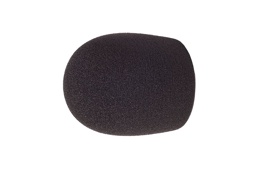 40/55 Reporter Mic Foam Windscreen