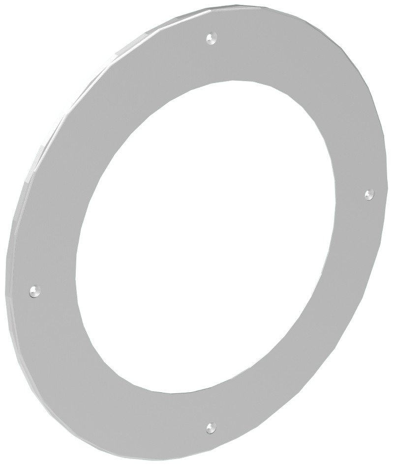 Can Adapter / Trim Ring for D4 or D5 Ceiling Speakers