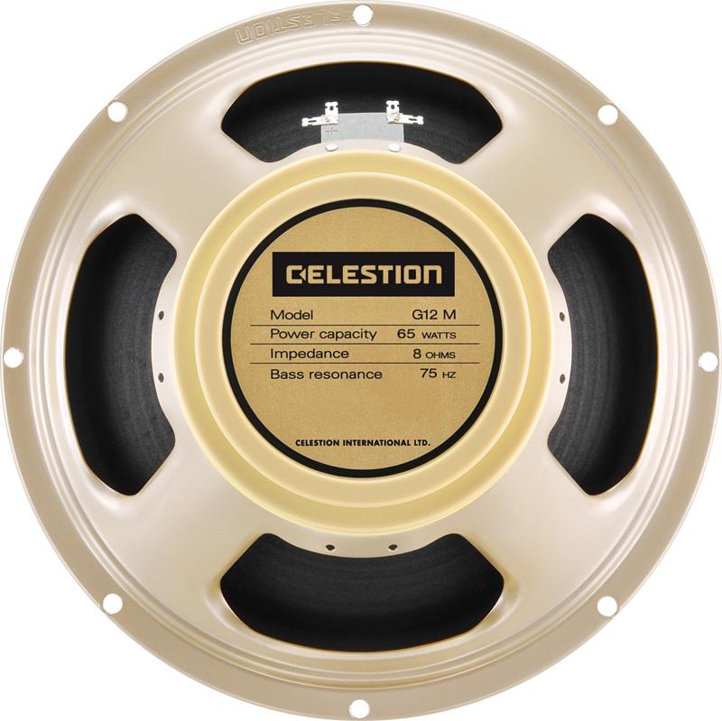 """12"""" 65W Ceramic Magnet Guitar Speaker"""