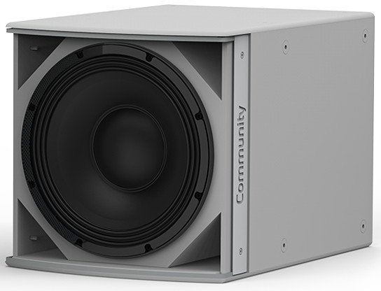 """I Series 12"""" 700W (8 Ohms) Passive Installation Subwoofer in White"""