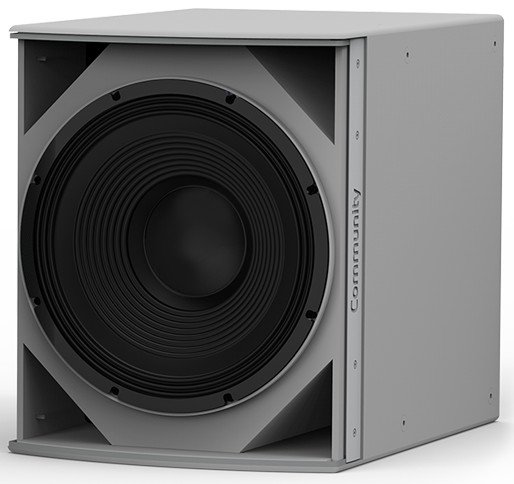 "I Series 15"" 700W (8 Ohms) Passive Installation Subwoofer in White"