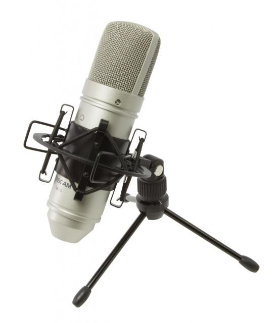 Tascam TM-80  LDC Dynamic Cardioid Microphone TM-80