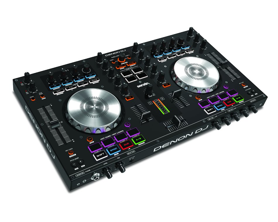 2-Channel DJ Controller