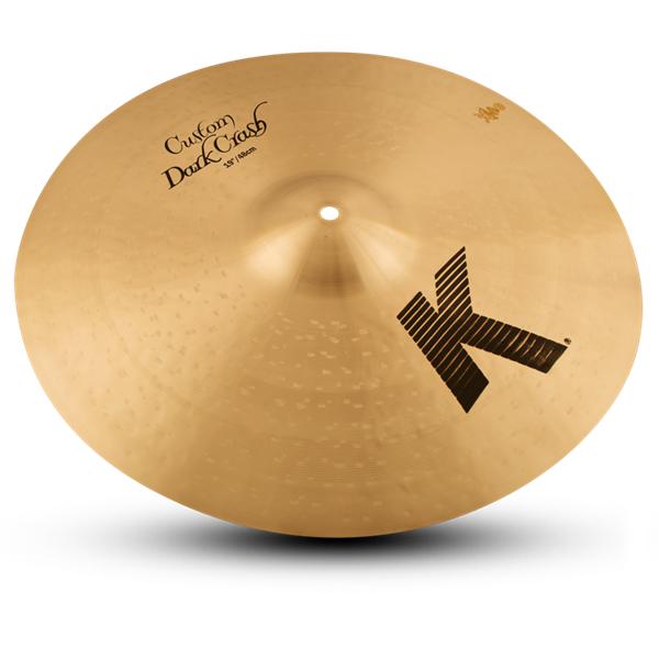 "19"" Dark Crash Cymbal"