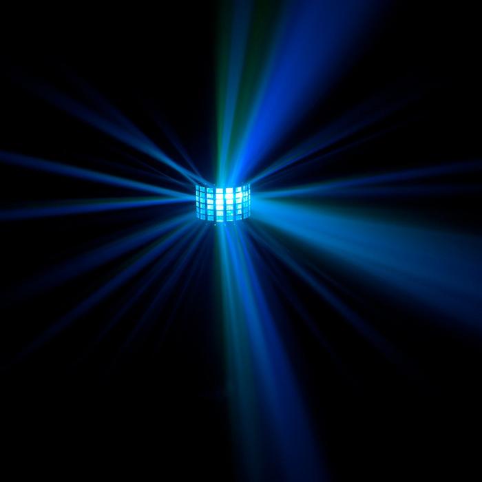 2x10W RGBW DMX LED Mooflower Fixture