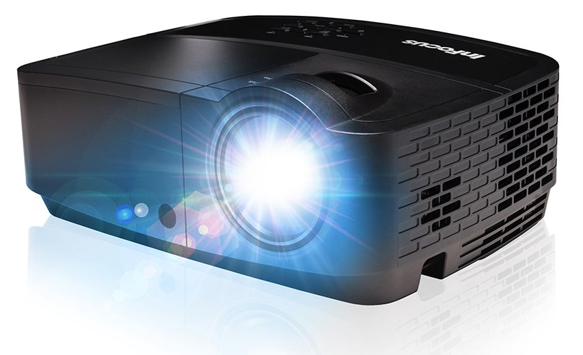 3200 Lumens SVGA DLP Office and Classroom Projector