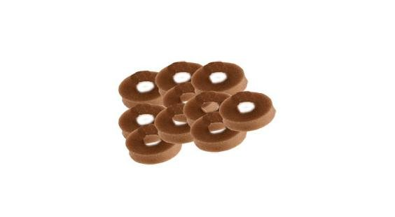 Sweatstop Rings for Miniature Microphones (10-Pack)