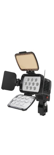 High Performance LED On-board Camera Light