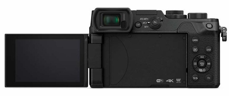 20.3MP LUMIX GX8 Interchangeable Lens (DSLM) Camera Body Only in Black
