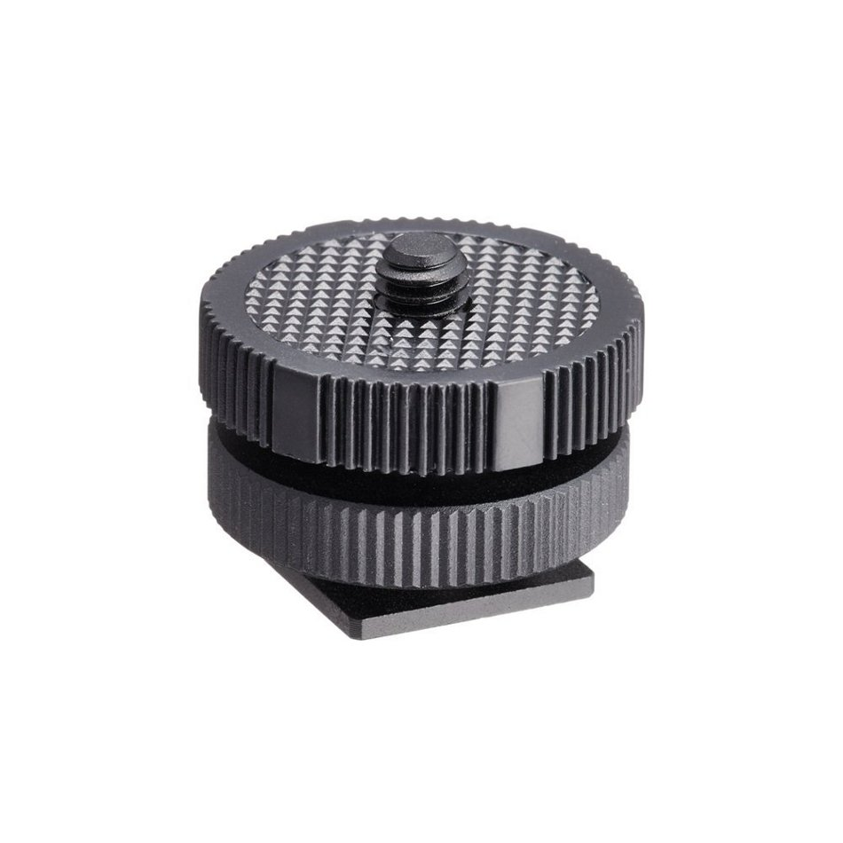 Hot Shoe Mount Adapter for Zoom Handy Recorders