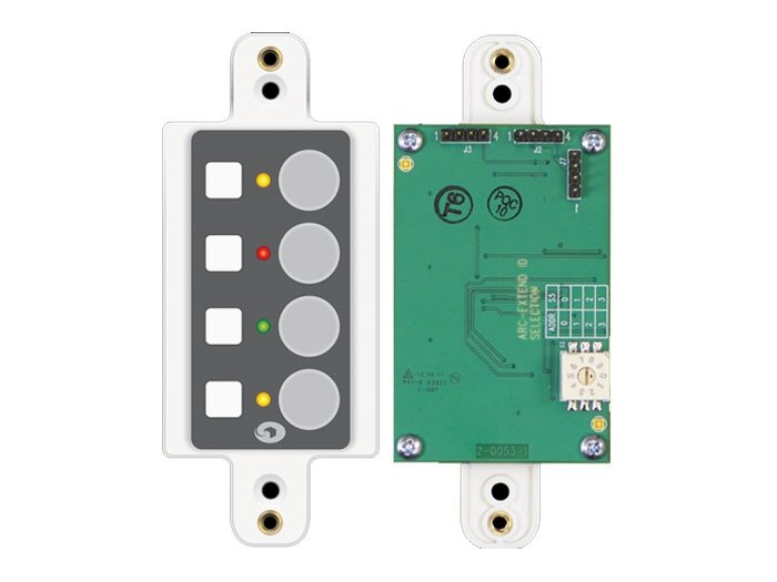 Remote Control Wall Plate for Symnet