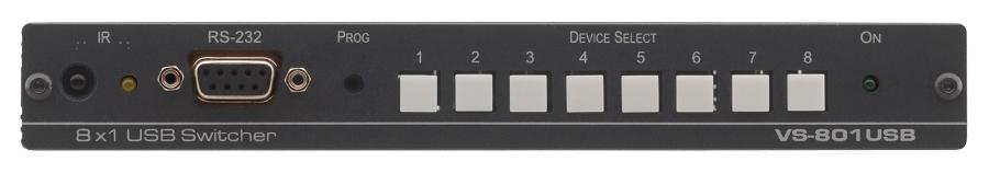 Kramer VS-801USB 8x1 USB 2.0 Switcher VS-801USB