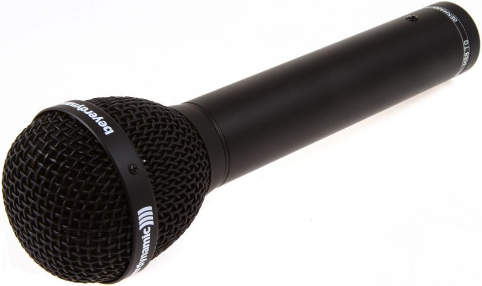Dynamic Microphone, Hypercardioid, 30-20kHz