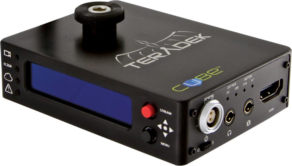 Teradek Cube 205 3G/4G USB 2.0 HDMI Streaming Encoder TER-CUBE-205