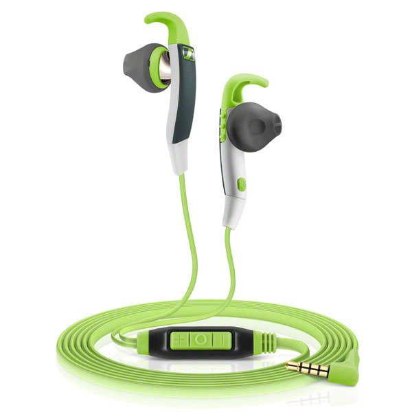 Lightweight Sport Earbuds with Inline Remote for Android Devices