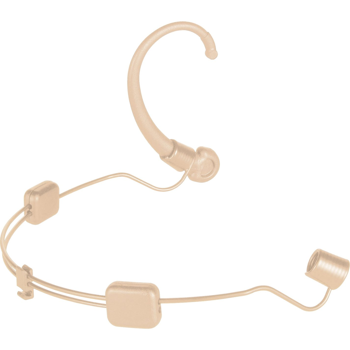 Dual Ear Mount, Beige