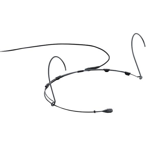 Omnidirectional Headset Microphone in Standard Sensitivity, Black