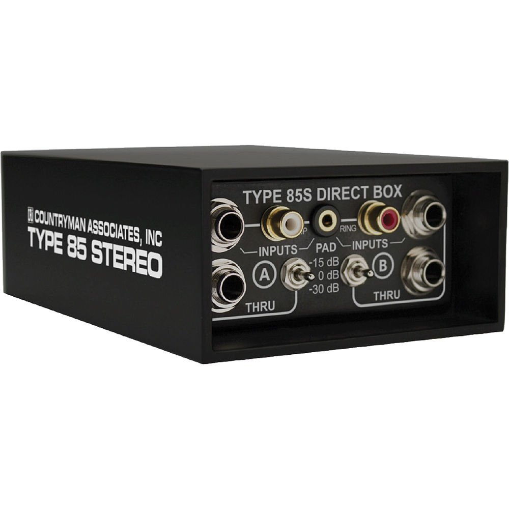 FET Direct Box
