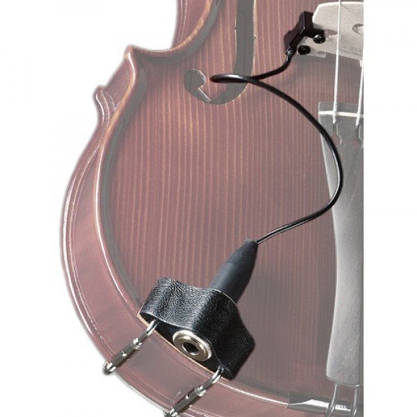 Barcus Berry 3100 Barcus Berry Clamp-On Violin Bridge Pick-Up 3100-BARCUS-BERRY