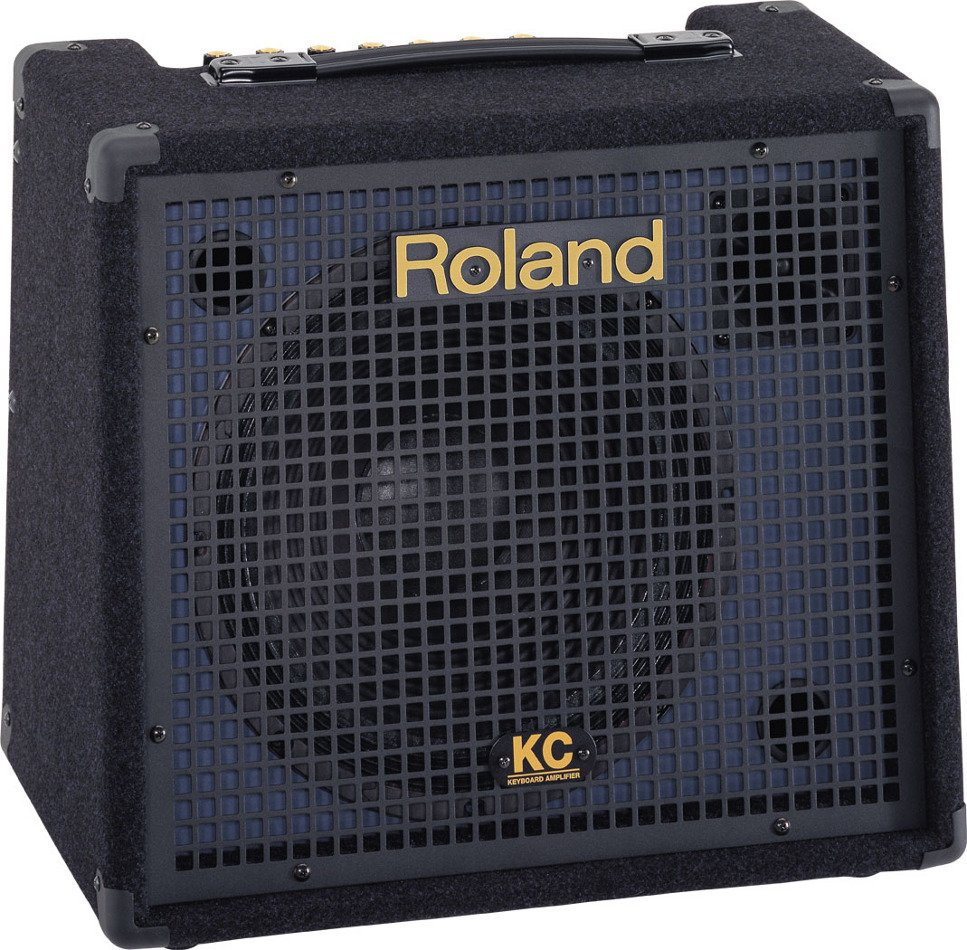 "Roland KC-150 65W 12"" Stereo Mixing Keyboard Amplifier KC150"