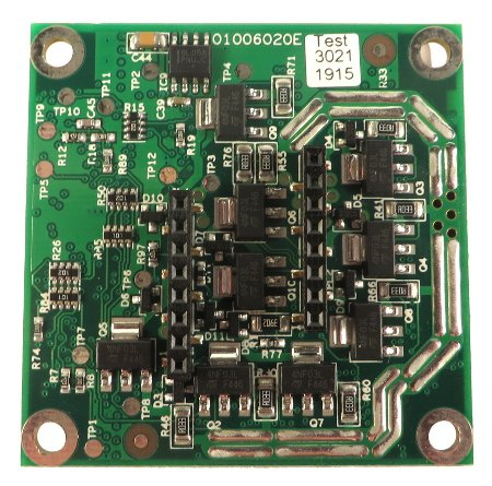 LED Driver PCB Assembly for Stage Bar 54