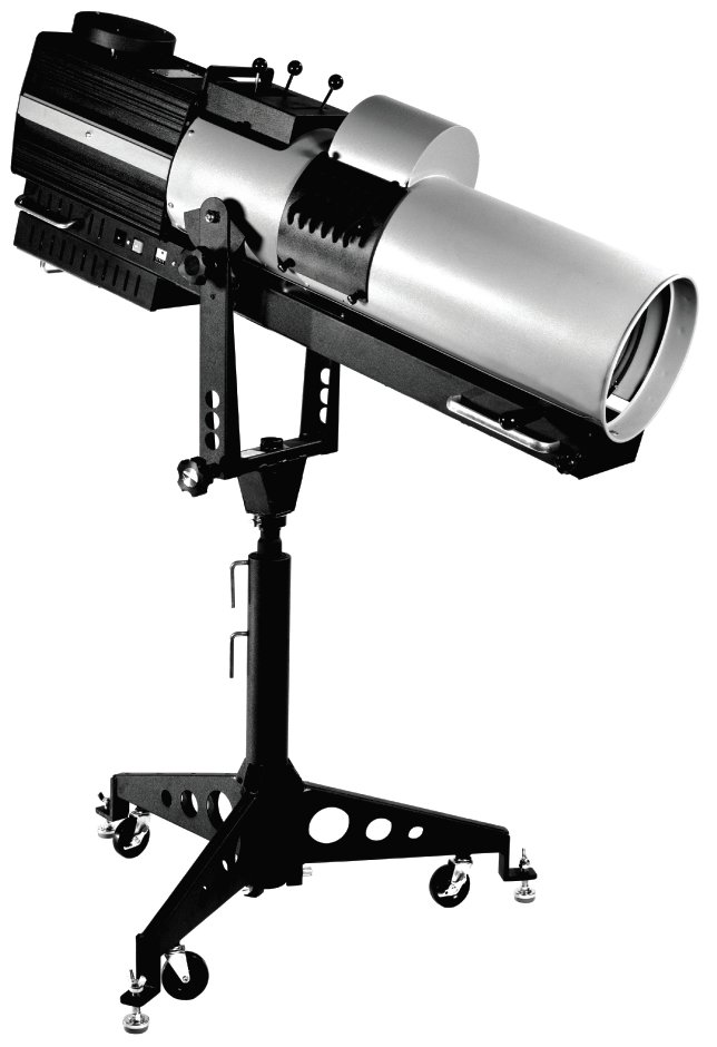 Lycian Stage Lighting 1275 Super Star 1.2 Professional Theatrical/Arena Spotlight 1275