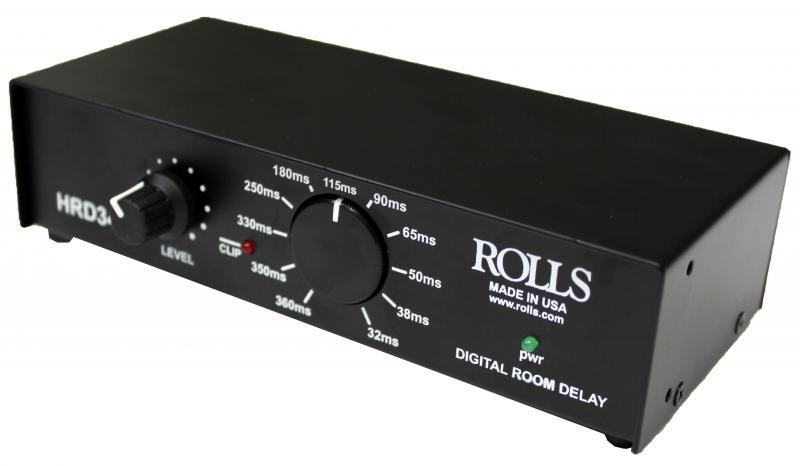 Digital Room Speaker Delay