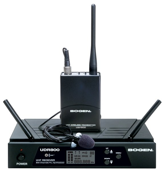 Bodypack Wireless Microphone System