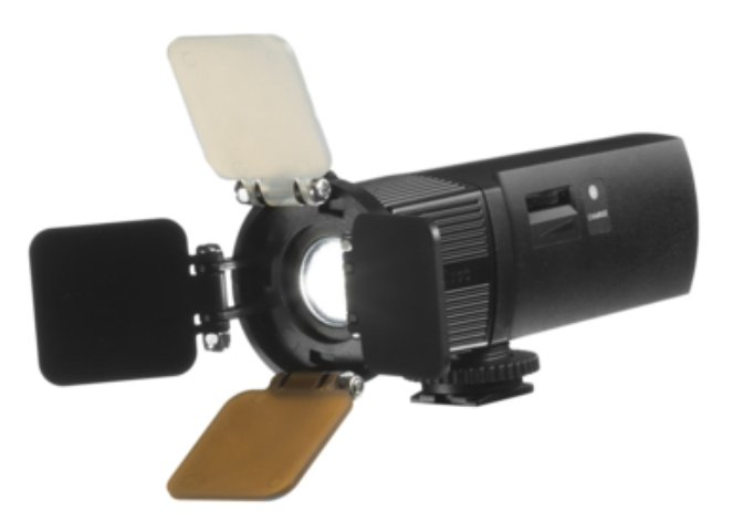 Micro Spot On-Camera Light