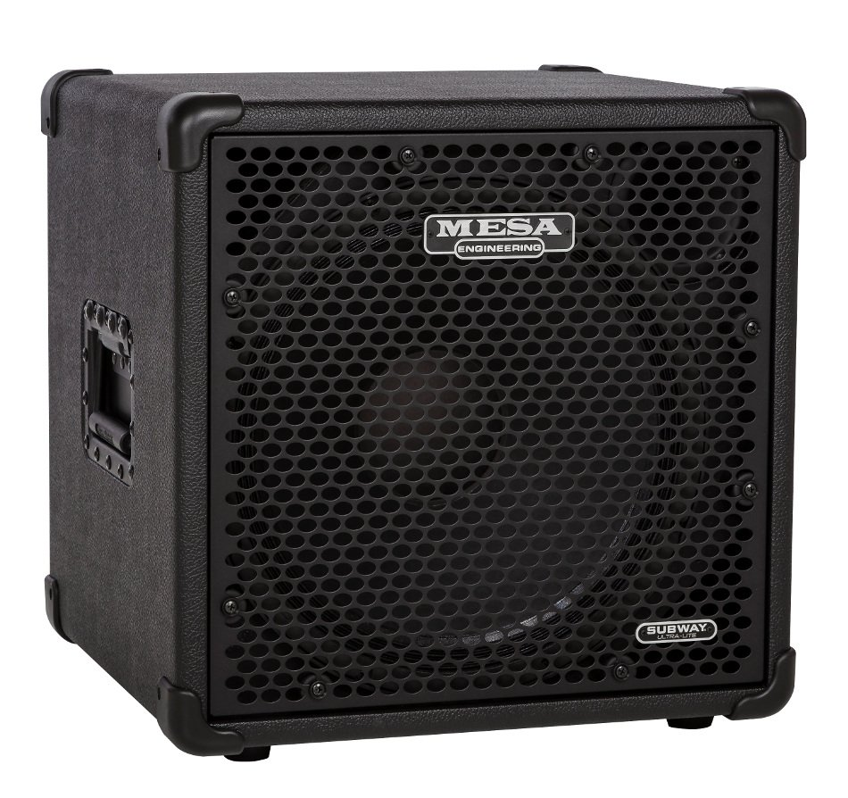 "Mesa Boogie Ltd Subway Ultra-Lite 1x15 1x15"" 400 W (8 Ohms) Bass Cabinet SUBWAY-1X15"