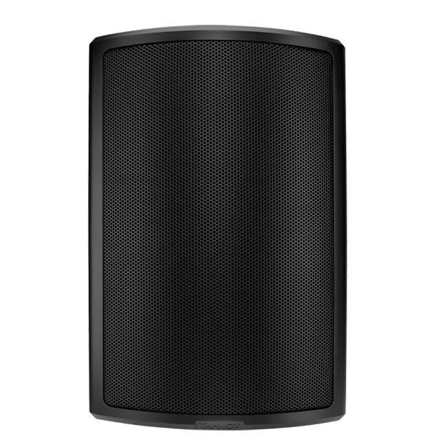 "6"" Surface Mount Speaker, Black"