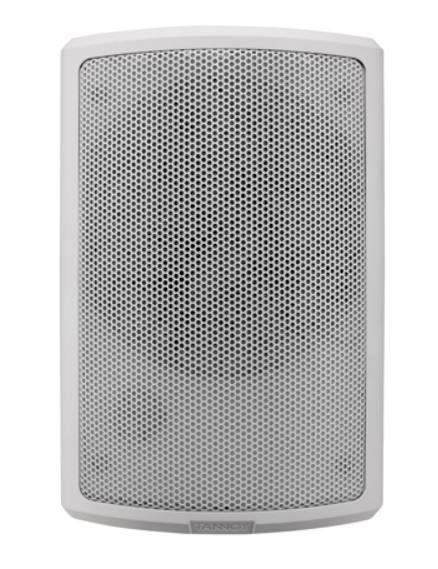 "Tannoy AMS 6DC 6"" Surface Mount Speaker, White AMS6DC-WHT"