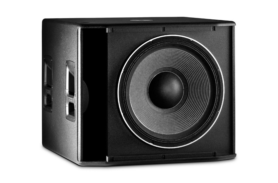 "18"" Powered Subwoofer with 1,000W Peak Crown Amplifier"