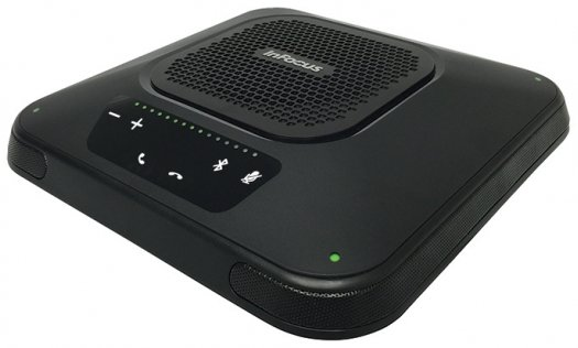 InFocus Thunder USB & Bluetooth Microphone / Speakerphone INA-TH150