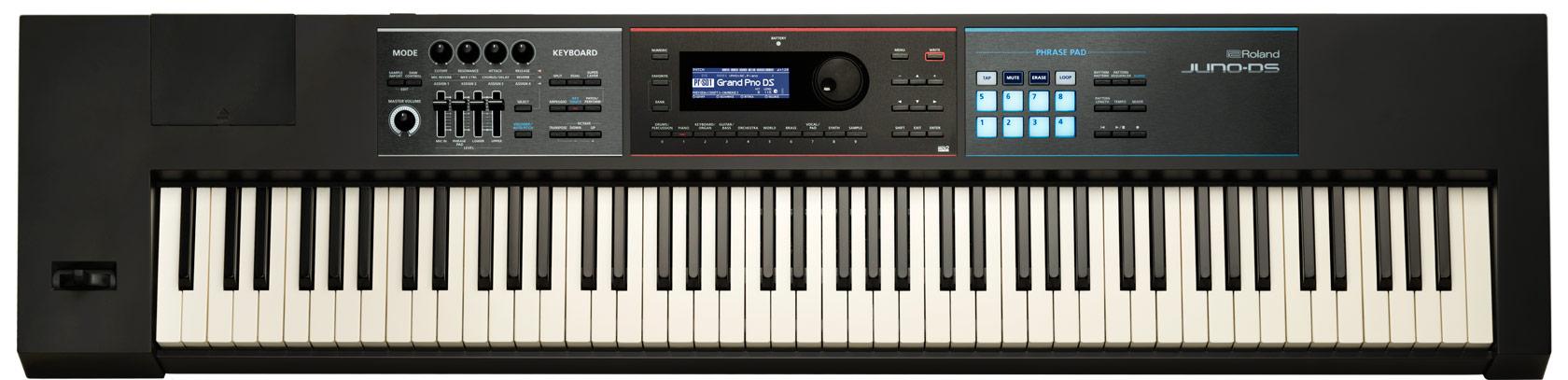 88-Key Synthesizer/Arranger