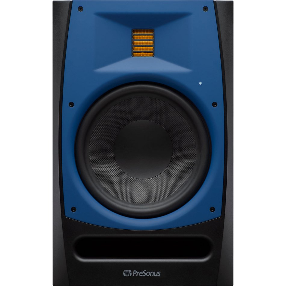 "2-Way, 8.5"", AMT Active Studio Monitor, 150W bi-amp"