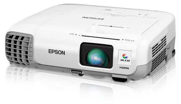 XGA 3500 Lumens 3LCD Projector