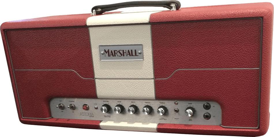 30W Custom Model Hand-Wired Tube Guitar Amp Head, All Valve