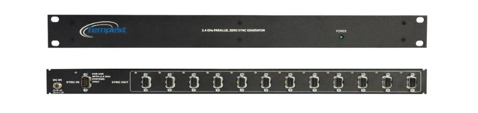 Parallel Zsync Generator for 2.4GHz BaseStation