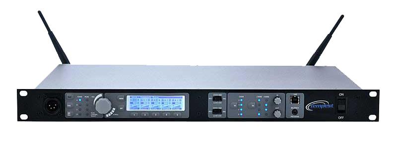 Pliant Technologies TMP-B424 4-Channel 2.4GHz Tempest Base Station TMP-B424