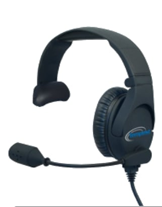 Single Ear SmartBoom PRO with Dynamic Mic