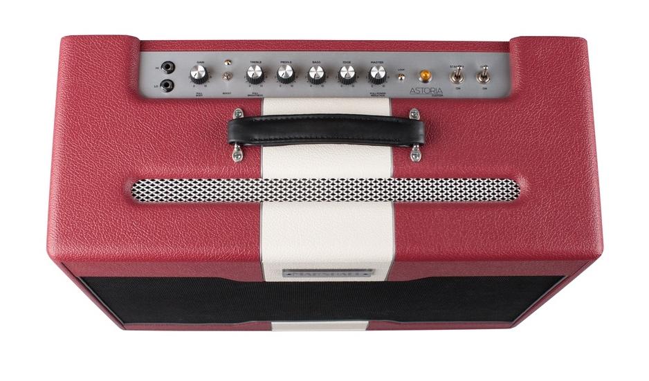 "Marshall Amplification M-AST2C-U 30W 1x12"" Hand-Wired Tube Guitar Combo Amp, All Valve M-AST2C-U"