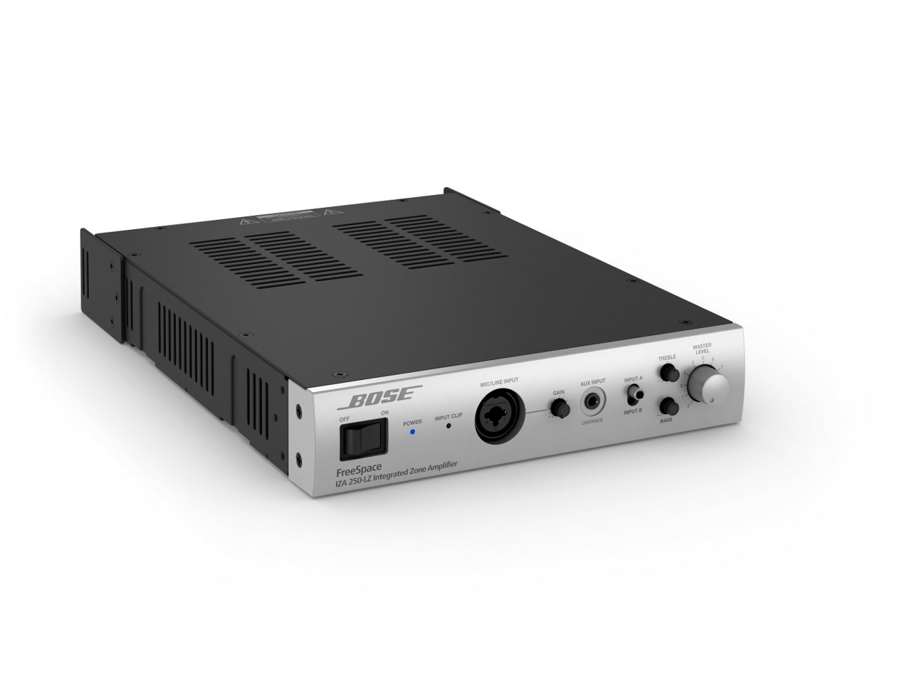 90W, 70V Freespace Integrated Zone Amplifier