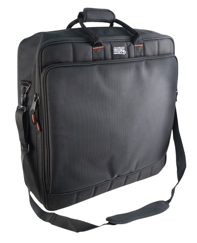 "Padded Nylon Mixer or Equipment Bag, 20"" X 20"" X 5"""