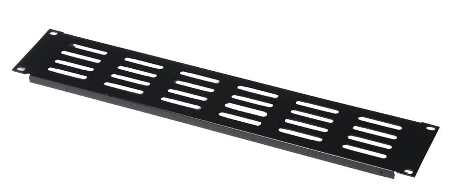 Gator Cases Rackworks GRW-PNLVNT1 Vented Steel Rack Panel GRW-PNLVNT1