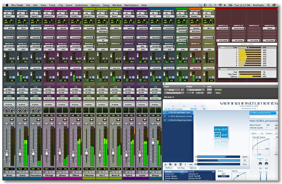 Music Production Software, Perpetual License - Download Card and iLok with 1-Year Upgrade/Support Plan