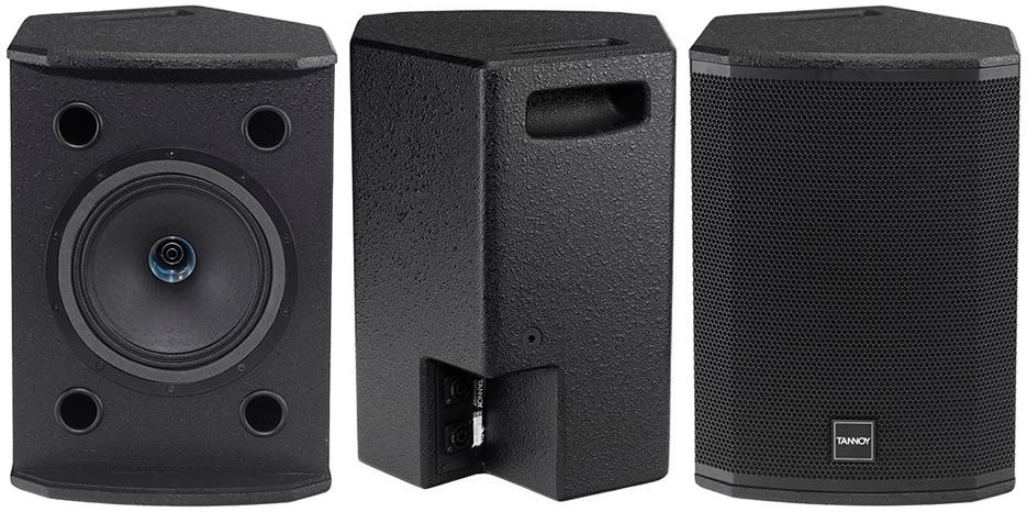 Passive Install Speaker, Black